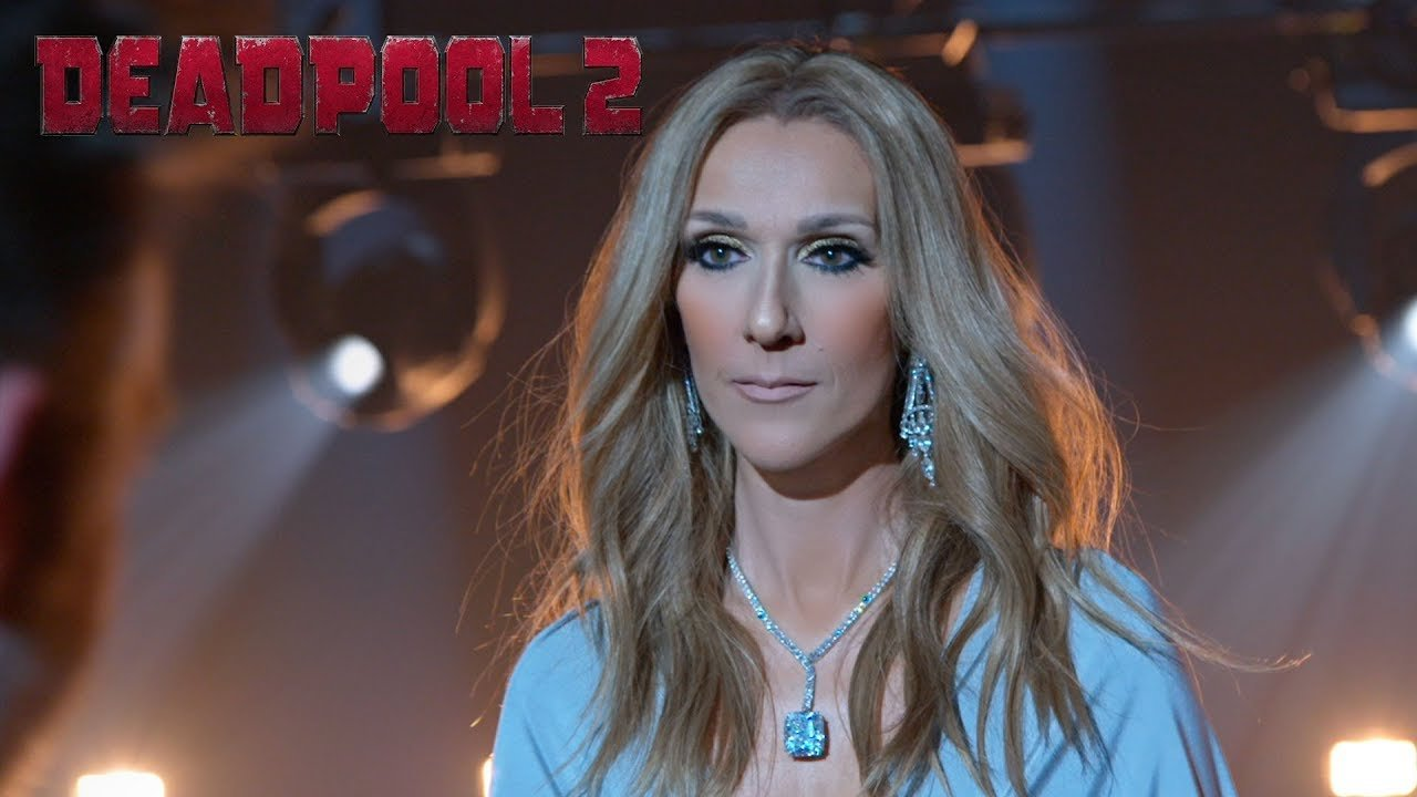 Go Behind-the-Scenes of Celine Dion's Ashes Video from Deadpool 2