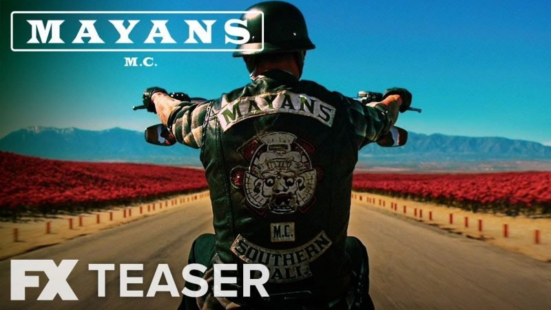 'Mayans MC': First Teaser for 'Sons of Anarchy' Spinoff Released