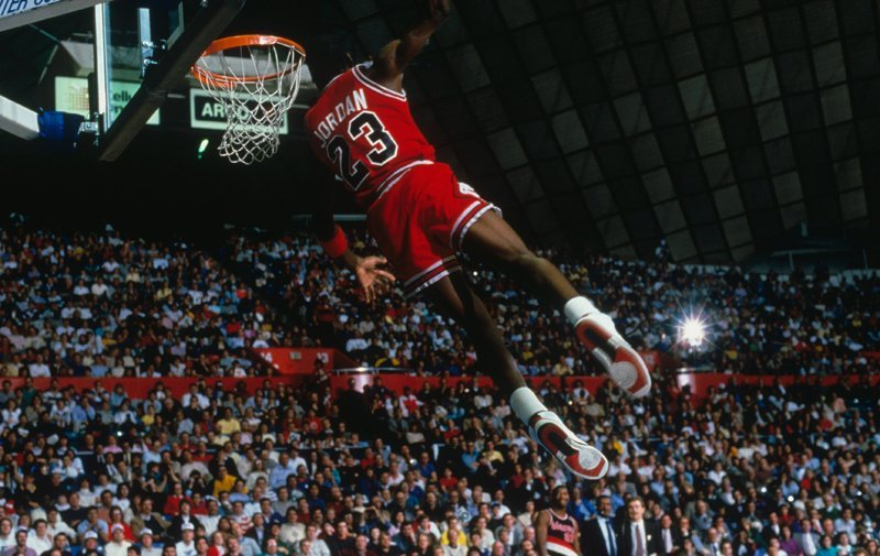 ESPN and Netflix team up to chronicle the rise of Michael Jordan
