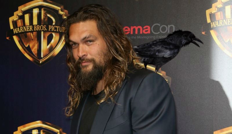 Jason Momoa And Director Depart The Crow Remake