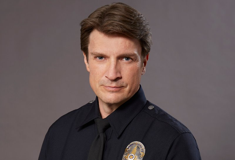 Nathan Fillion Returns To ABC As The Rookie