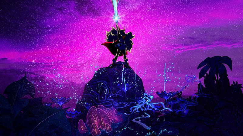 DreamWorks Animation's She-Ra Series Cast Revealed