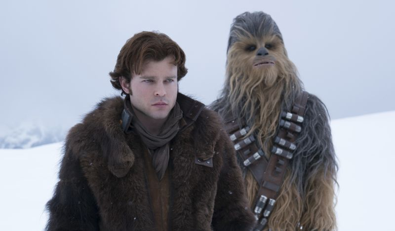 Solo Launches to $148 Million Worldwide