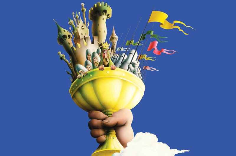 Fox to Bring Monty Python Play Spamalot to the Big Screen