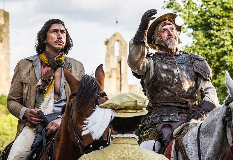 Man Who Killed Don Quixote Wins Paris Case, Loses Amazon Studios