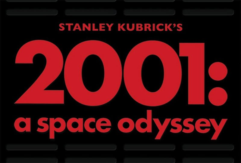 2001: A Space Odyssey 50th Anniversary Blu-ray Details