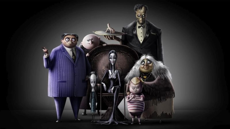 First Look at the New Animated Addams Family Movie! - ComingSoon net