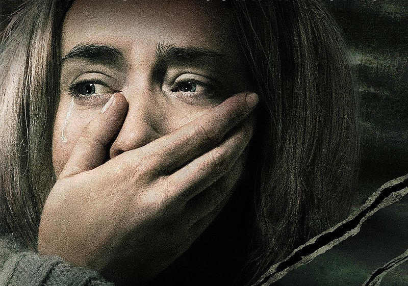 A Quiet Place Blu-ray Details Break the Silence