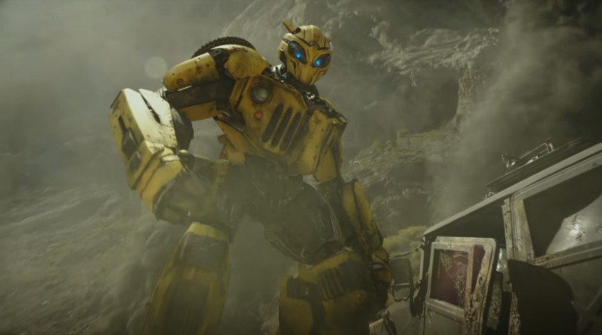 Go Behind-the-Scenes of the Bumblebee Movie in New Featurette