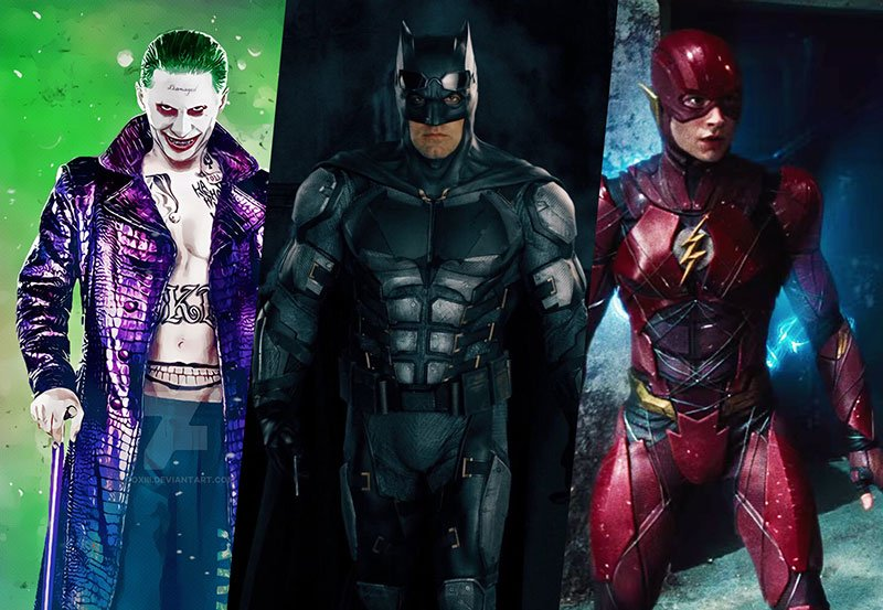 DCEU Updates: A Young Batman? Joker and Flash Shooting Dates & More!