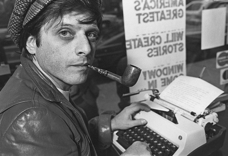 Harlan Ellison, a Giant in the Writing World, Passes Away at Age 84