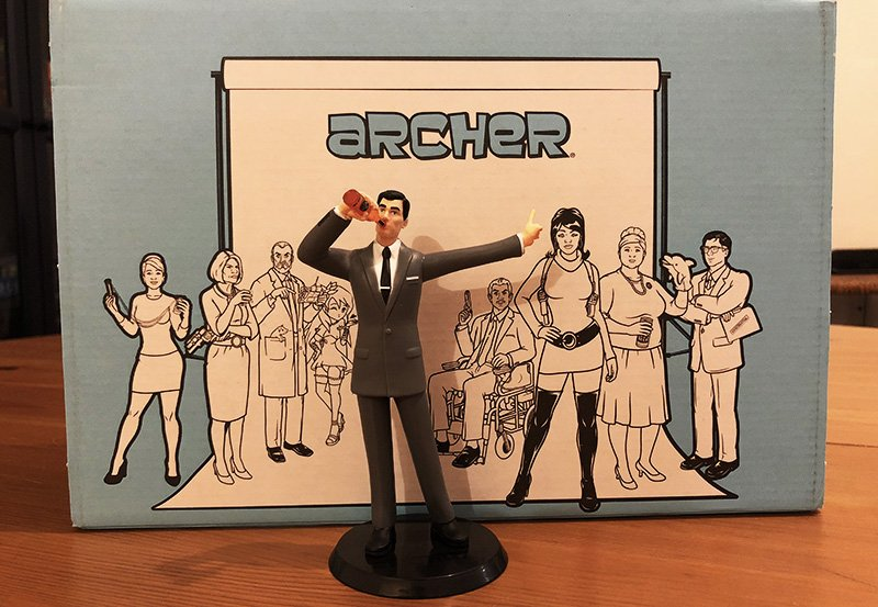May 2018 Loot Crate Unboxing Featuring Archer & More!