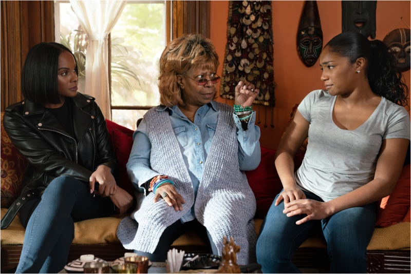 Tyler Perry's Nobody's Fool Trailer Starring Tiffany Haddish