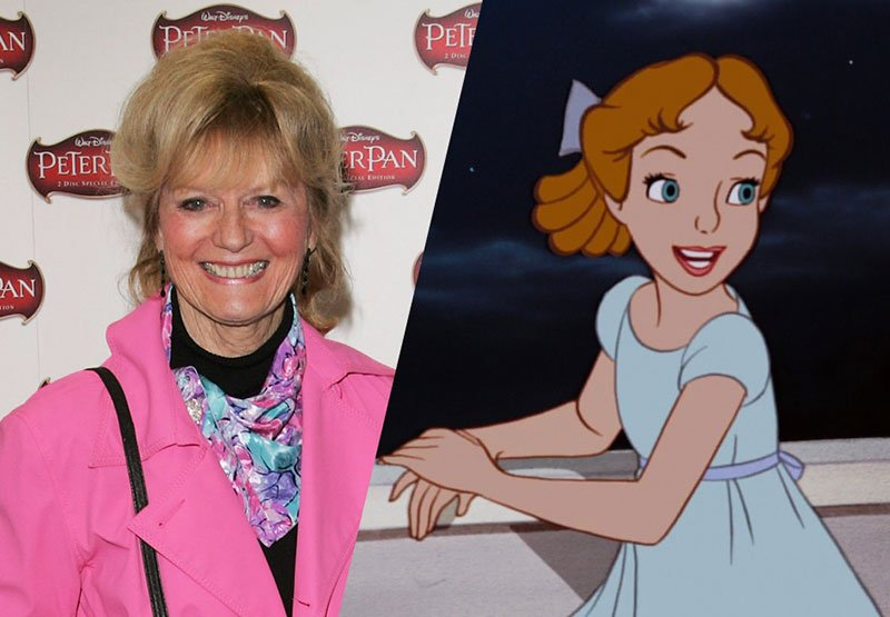 CS Interview: Kathryn Beaumont, Voice of Wendy in Peter Pan
