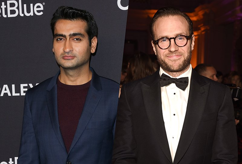 Kumail Nanjiani and Rafe Spall Join Men in Black Spinoff
