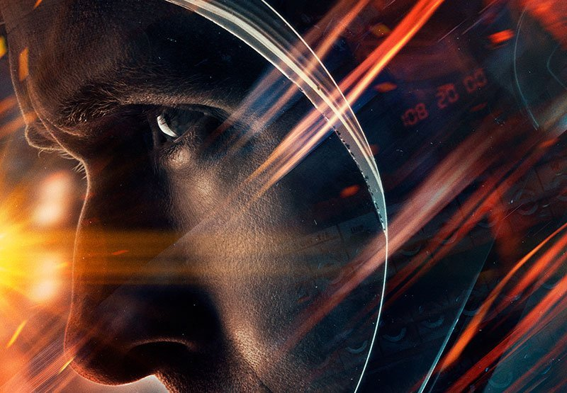 First Man poster unveils Ryan Gosling as astronaut Neil Armstrong