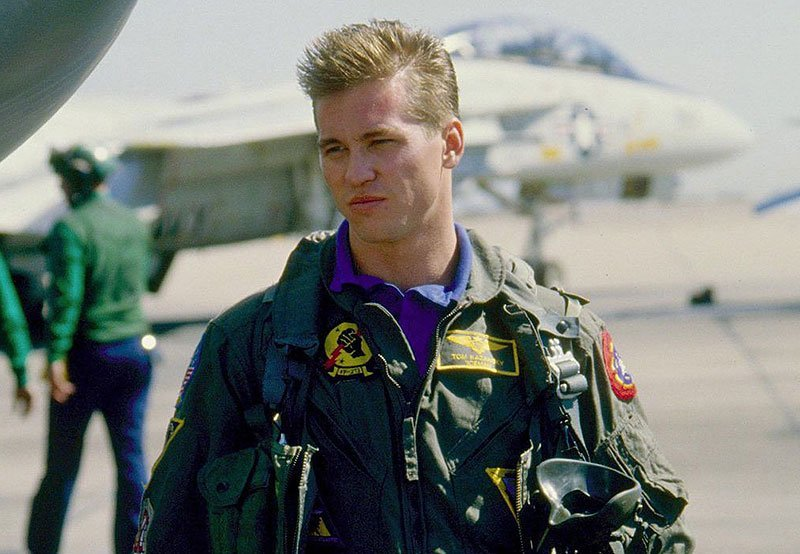 Val Kilmer's iconic character Iceman will return in Top Gun 2