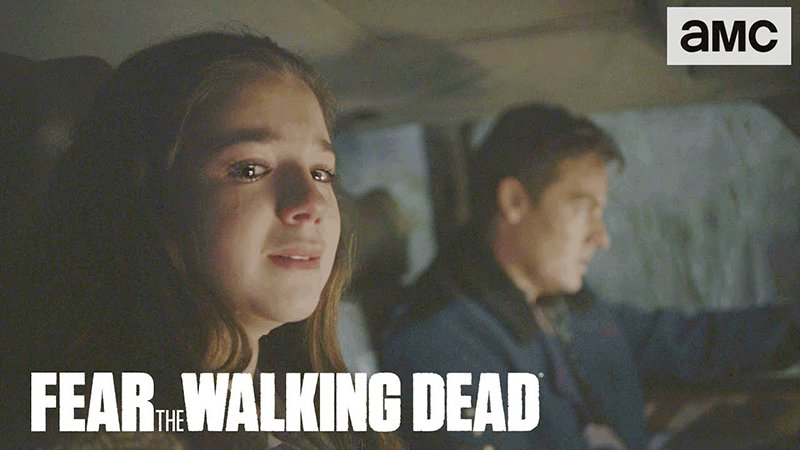 Fear the Walking Dead episode 4.08 Promo: No One's Gone