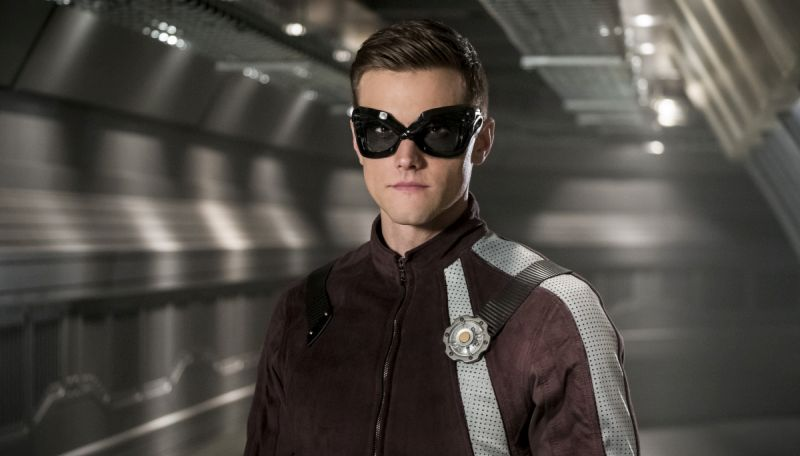 The Flash: Hartley Sawyer Upgraded to Series Regular