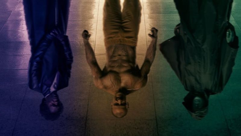 The First Glass Poster Brings Unbreakable and Split Together!