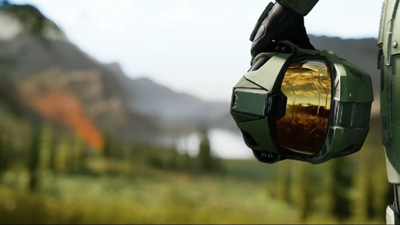 Halo Infinite Announced by Microsoft