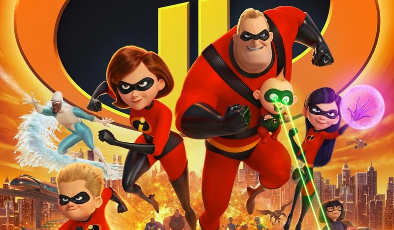 Video: Brad Bird, Craig T. Nelson, and Holly Hunter on Incredibles 2!