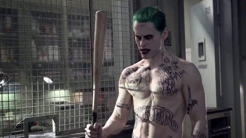 Jared Leto's Joker is really getting his own movie