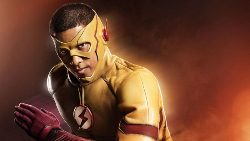 Keiynan Lonsdale Won't Return as Series Regular for The Flash, Legends