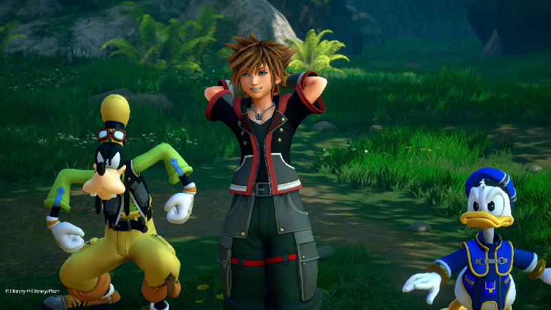 Kingdom Hearts III Release Date Officially Set for 2019!