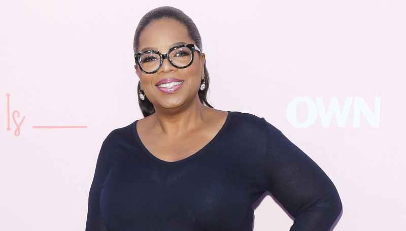 Oprah Winfrey to produce shows for Apple