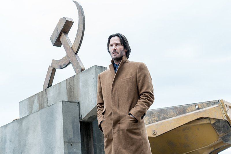 Siberian Trailer: Keanu Reeves Stars in the Romantic Thriller