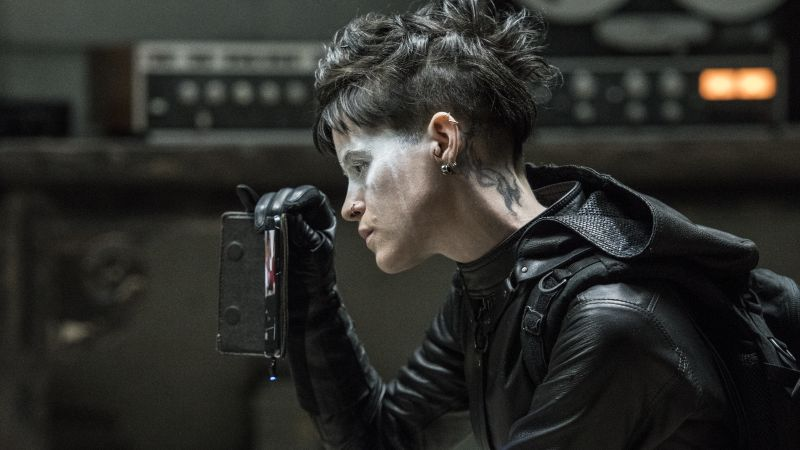 The Girl In The Spider's Web: first trailer