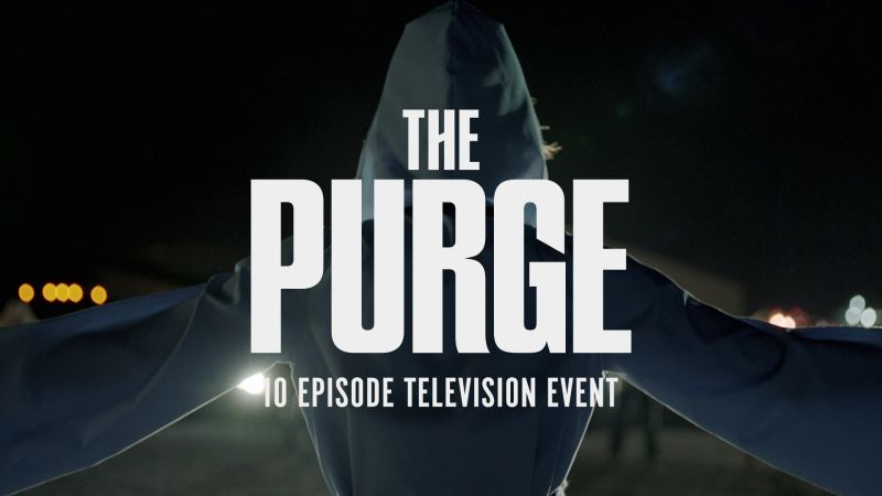 The Purge TV Series Trailer and Premiere Date Revealed!