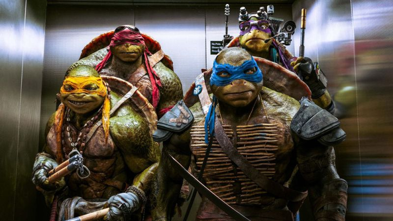 New Teenage Mutant Ninja Turtles Reboot to Begin Production this Year