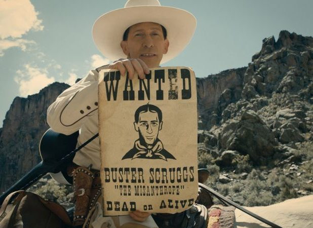 The Ballad of Buster Scruggs Segment Details & Poster Revealed