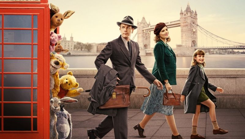 International Christopher Robin Poster Shows Off Lovable Characters