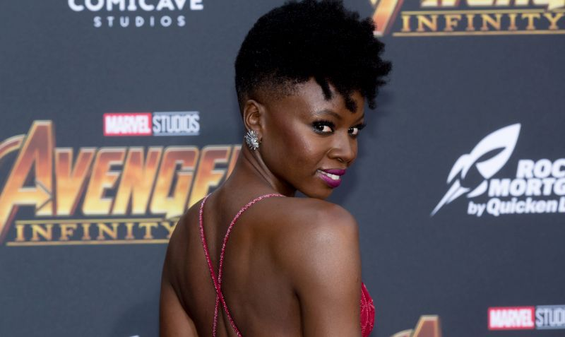 Danai Gurira In Talks For Godzilla vs. Kong and Star Trek 4