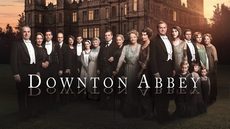 The Downton Abbey movie is happening!