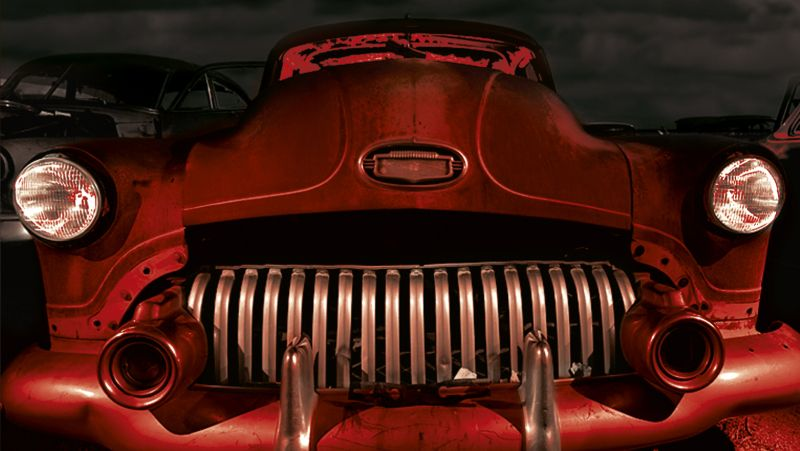 Stephen King's From A Buick 8 Adaptation is Happening
