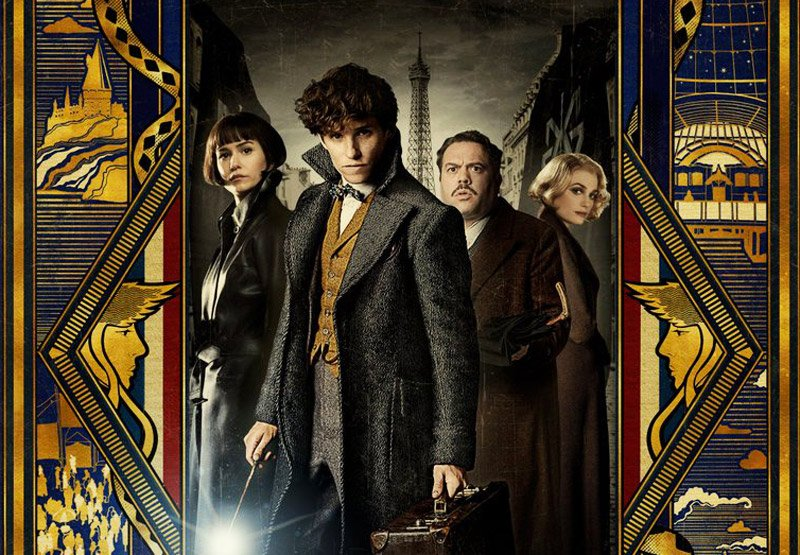 Dumbledore Has A Plan in New Fantastic Beasts 2 Trailer