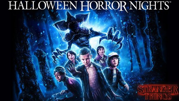 Halloween Horror Nights 2018 Releases First Look at the Strangers Things Maze