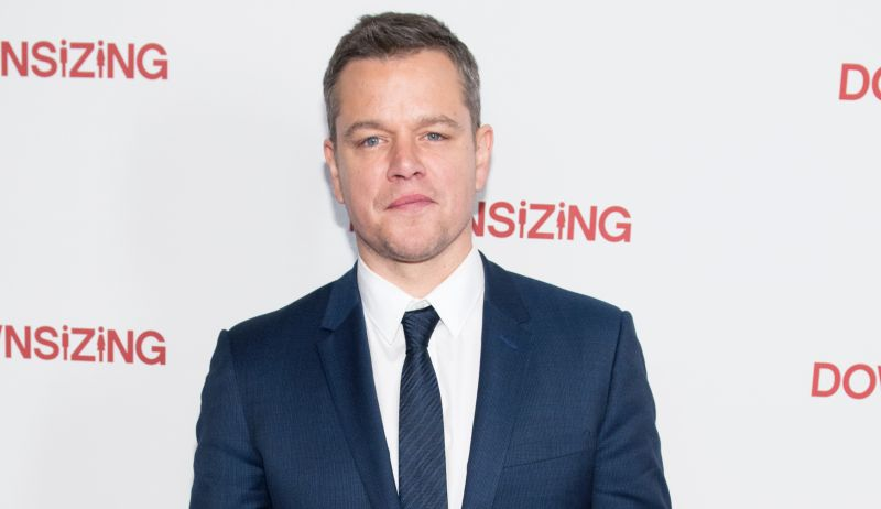 Matt Damon and John Krasinski may team up for a new movie