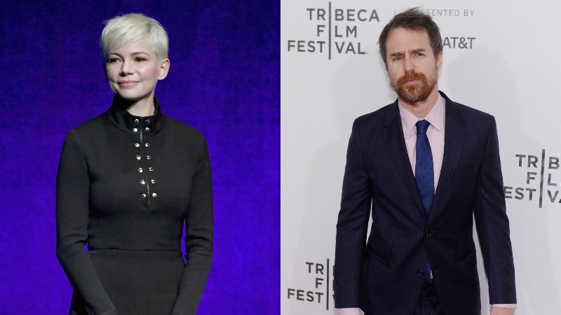 FX's Fosse & Verdon Series to Star Michelle Williams, Sam Rockwell