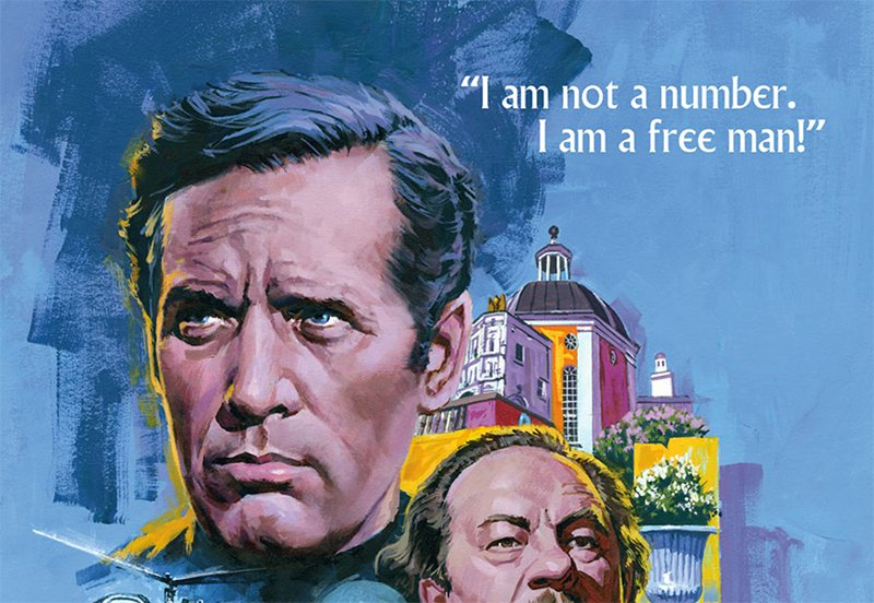 Exclusive: The Prisoner Print From Vice Press Revealed