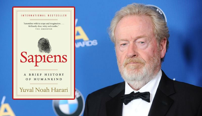 Sapiens: Ridley Scott, Asif Kapadia to Adapt Non-Fiction Book