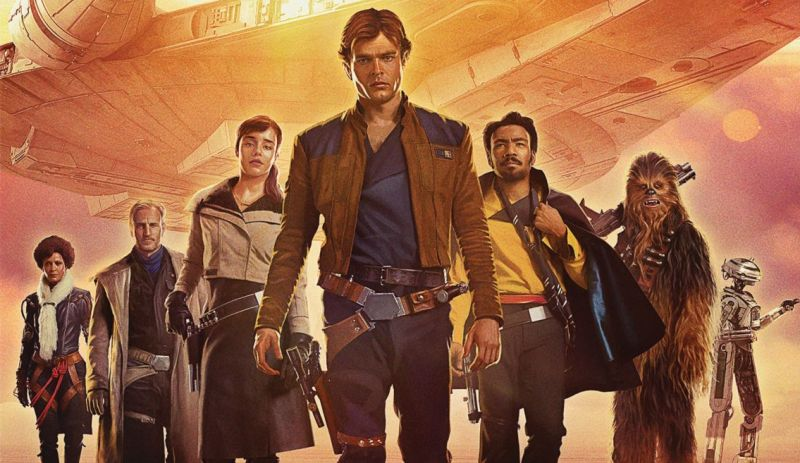 solo: a star wars story stream