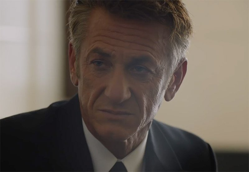 The First Trailer: Sean Penn Stars in the Hulu Series