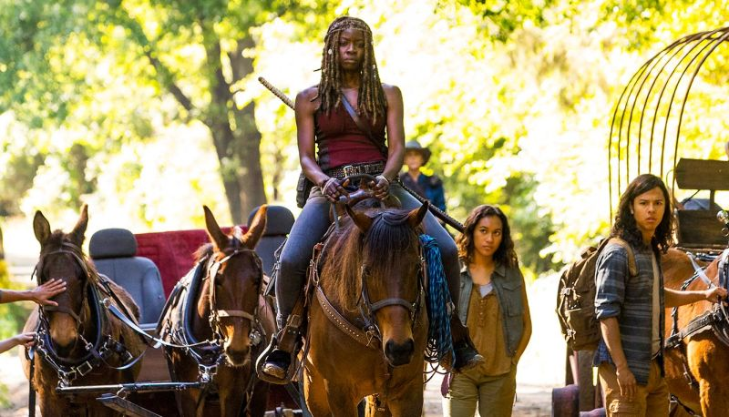 The Walking Dead Season 9 Photo & Time Jump Details Released