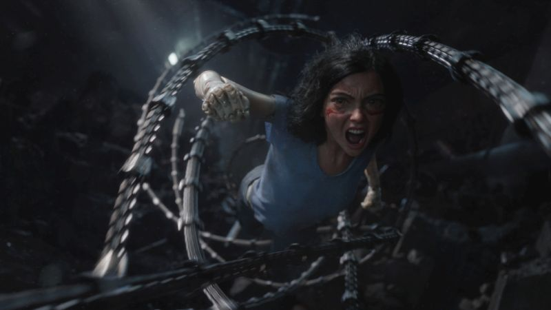 New Alita: Battle Angel Trailer Has Landed!