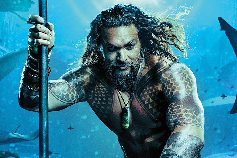 Hold Your Breath... the Aquaman Comic-Con Trailer is Here!